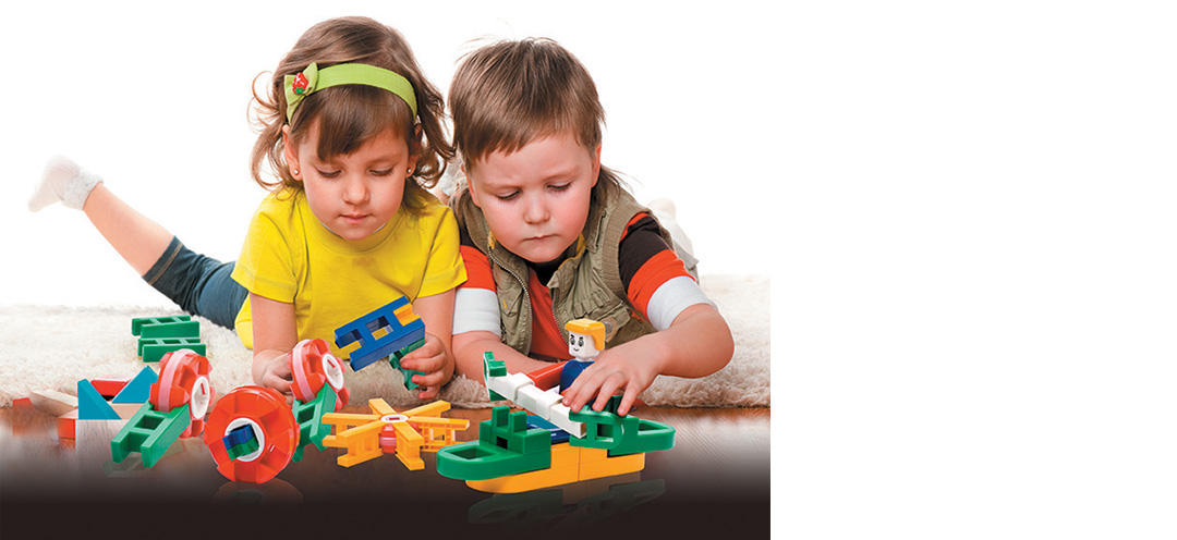 Building blocks, Educational Toys 1