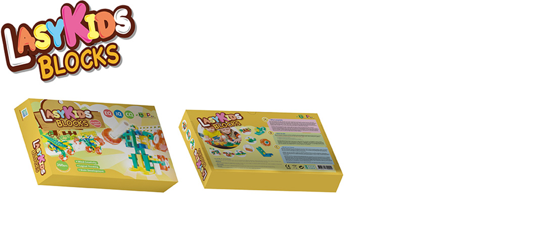 Building blocks, Educational Toys 2